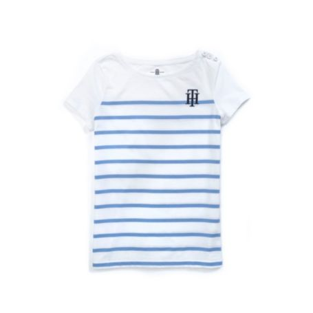 Image for NAUTICAL TH GRAPHIC TEE from Tommy Hilfiger USA