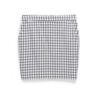WINDOWPANE SKIRT $49.99