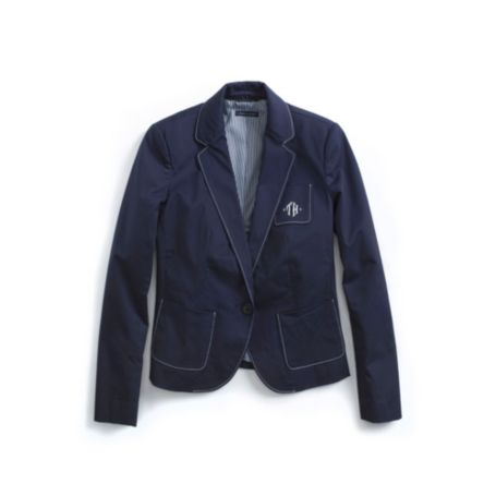Image for SCHOOLBOY TWILL BLAZER from Tommy Hilfiger USA