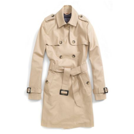 Image for CLASSIC TRENCH from Tommy Hilfiger USA