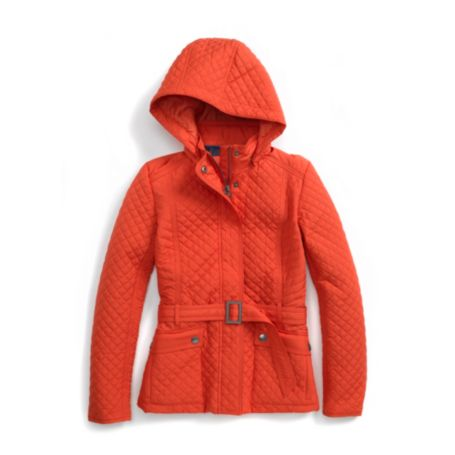 Image for QUILTED COAT from Tommy Hilfiger USA
