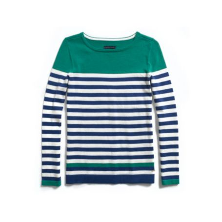Image for COLORBLOCK SWEATER from Tommy Hilfiger USA