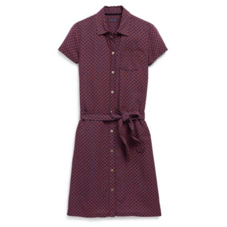 Image for MINI FOULARD DRESS from Tommy Hilfiger USA