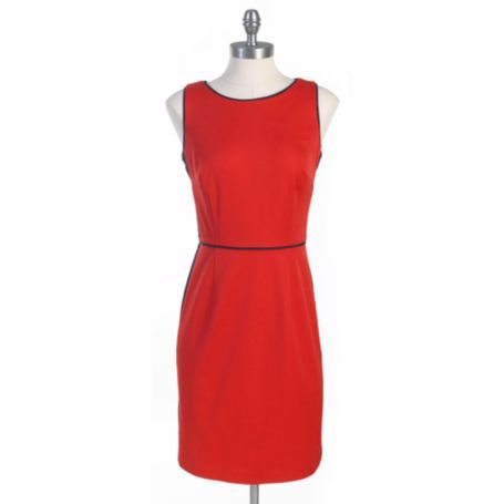 Image for COLORBLOCK SHEATH DRESS from Tommy Hilfiger USA