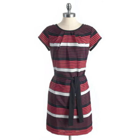 Image for STRIPED BELTED TUNIC from Tommy Hilfiger USA