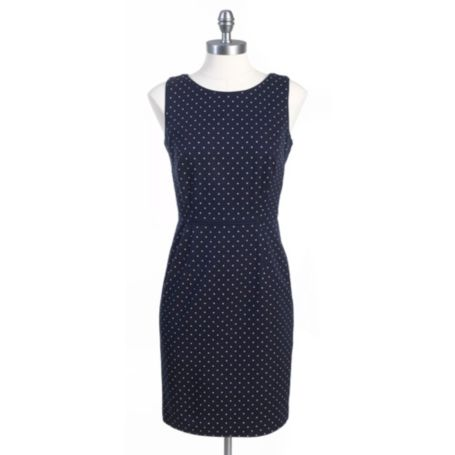 Image for DOT SHEATH DRESS from Tommy Hilfiger USA