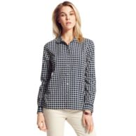 PRINTED CHECK SHIRT $79.99