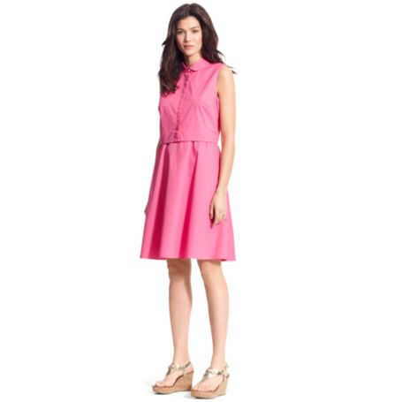 Image for PRIMROSE DRESS from Tommy Hilfiger USA