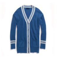 TIPPED CARDIGAN $89.00