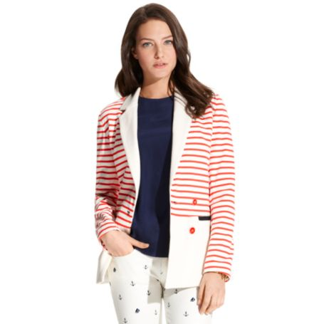Image for PIQUE BLAZER from Tommy Hilfiger USA