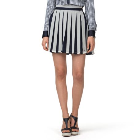 Image for VERITCAL STRIPE SKIRT from Tommy Hilfiger USA