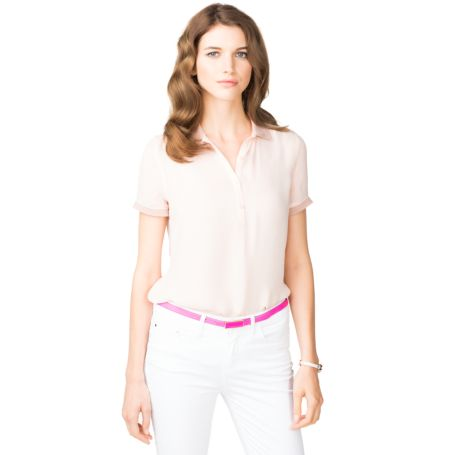 Image for POLO BLOUSE from Tommy Hilfiger USA