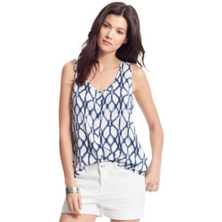 Image for IKAT TANK from Tommy Hilfiger USA