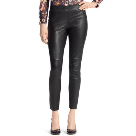 Image for LEATHER LEGGING from Tommy Hilfiger USA