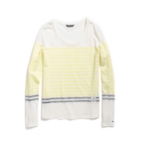 Image for STRIPE ANCHOR TEE from Tommy Hilfiger USA