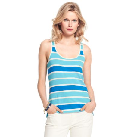 Image for STRIPE TANK from Tommy Hilfiger USA