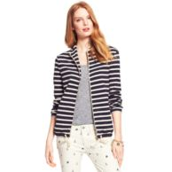 FLEECE SAILOR JACKET $89.00