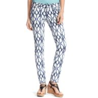 IKAT PRINTED DENIM $129.00