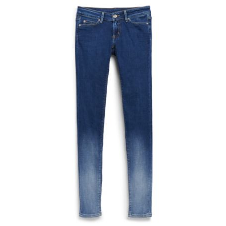 Image for OMBRE SKINNY JEAN from Tommy Hilfiger USA