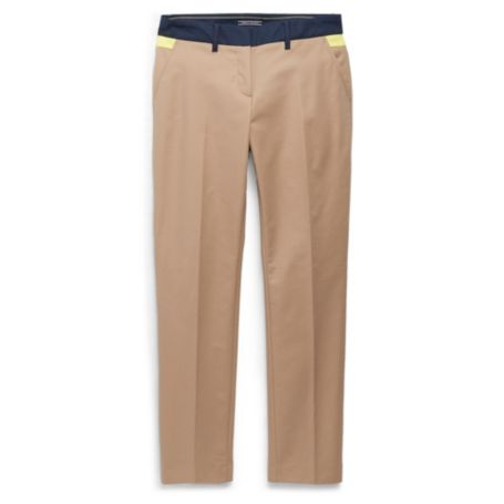 Image for COLORBLOCK SLIM ANKLE PANT from Tommy Hilfiger USA
