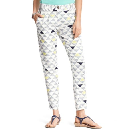 Image for TRIANGLE PRINT PANT from Tommy Hilfiger USA