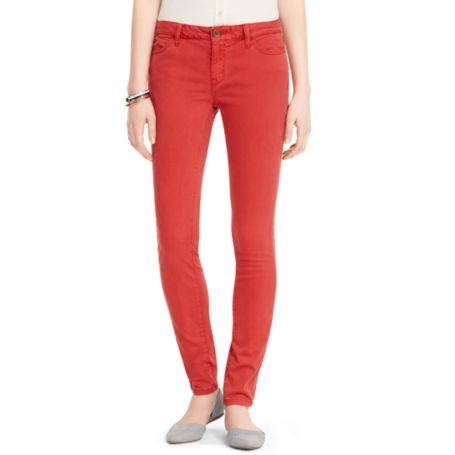 Image for GARMENT DYED LEGGING from Tommy Hilfiger USA