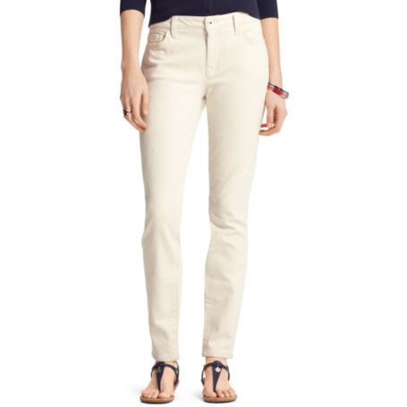 Image for DOT SKINNY JEAN from Tommy Hilfiger USA