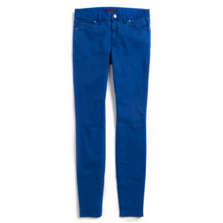 Image for GARMENT DYED SKINNY JEAN from Tommy Hilfiger USA