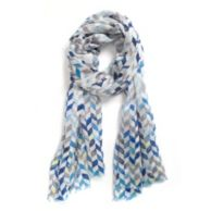 WATERCOLOR SCARF $29.99