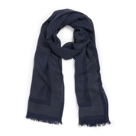 Image for POLKA DOT SCARF from Tommy Hilfiger USA
