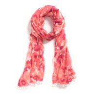 FLORAL SCARF $29.99