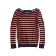 STRIPE SWEATER $69.50