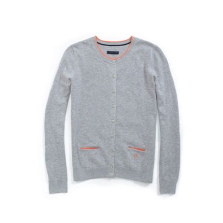 Image for TIPPED CARDIGAN from Tommy Hilfiger USA
