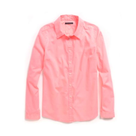 Image for NEON COTTON VOILE BUTTON DOWN from Tommy Hilfiger USA