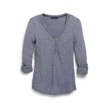 Image for FEEDER STRIPE HENLEY from Tommy Hilfiger USA