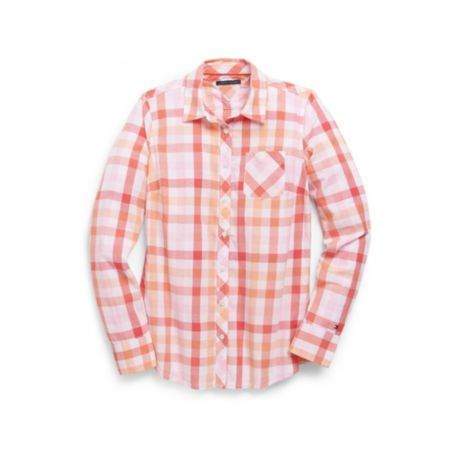 Image for GINGHAM POPLIN SHIRT from Tommy Hilfiger USA