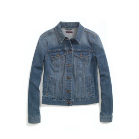 Image for CLASSIC DENIM JACKET from Tommy Hilfiger USA