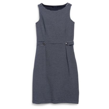 Image for STRIPED KNIT SHEATH DRESS from Tommy Hilfiger USA