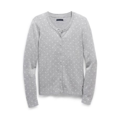 Image for ALLOVER DOT CARDIGAN from Tommy Hilfiger USA