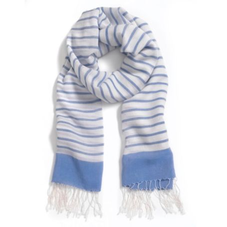 Image for SAILOR STRIPE SCARF from Tommy Hilfiger USA