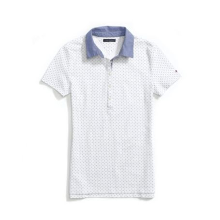 Image for DOT PRINTED POLO from Tommy Hilfiger USA