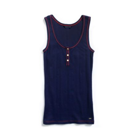 Image for SOLID TANK from Tommy Hilfiger USA