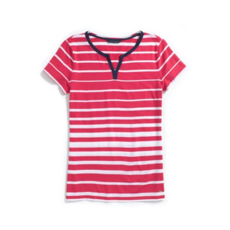 Image for STRIPE T-SHIRT from Tommy Hilfiger USA