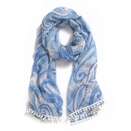 Image for PAISLEY SCARF from Tommy Hilfiger USA
