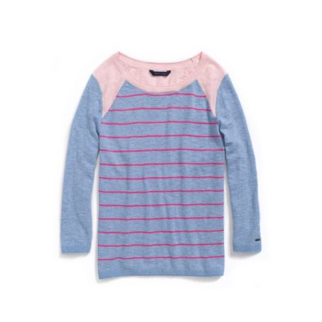 Image for BOATNECK SWEATER from Tommy Hilfiger USA