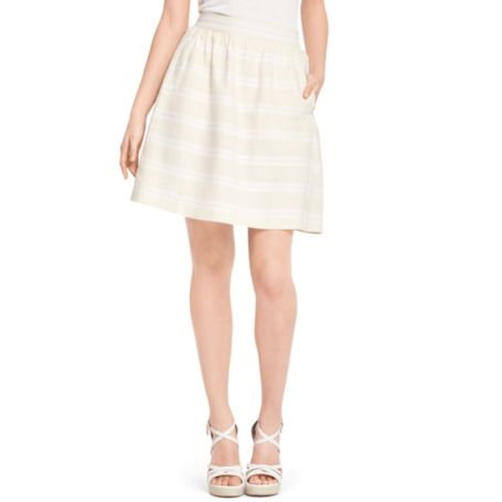 Image for FULL STRIPE SKIRT from Tommy Hilfiger USA