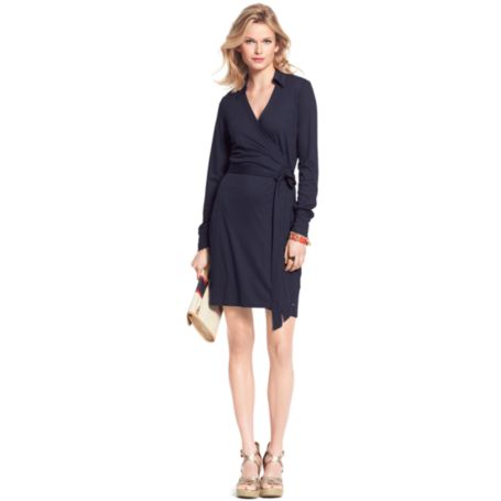 Image for WRAP DRESS from Tommy Hilfiger USA