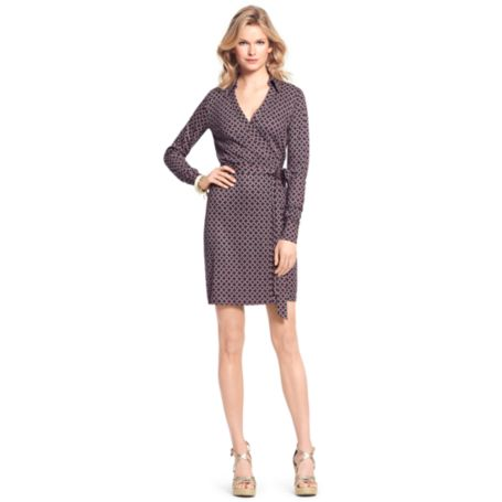 Image for PRINTED WRAP DRESS from Tommy Hilfiger USA
