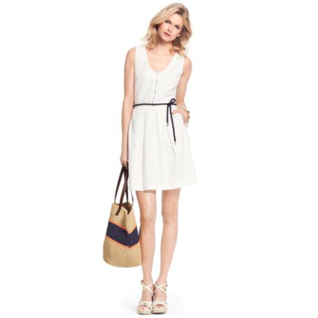 Image for BEACH DRESS from Tommy Hilfiger USA