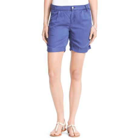 Image for SILKY DENIM SHORT from Tommy Hilfiger USA